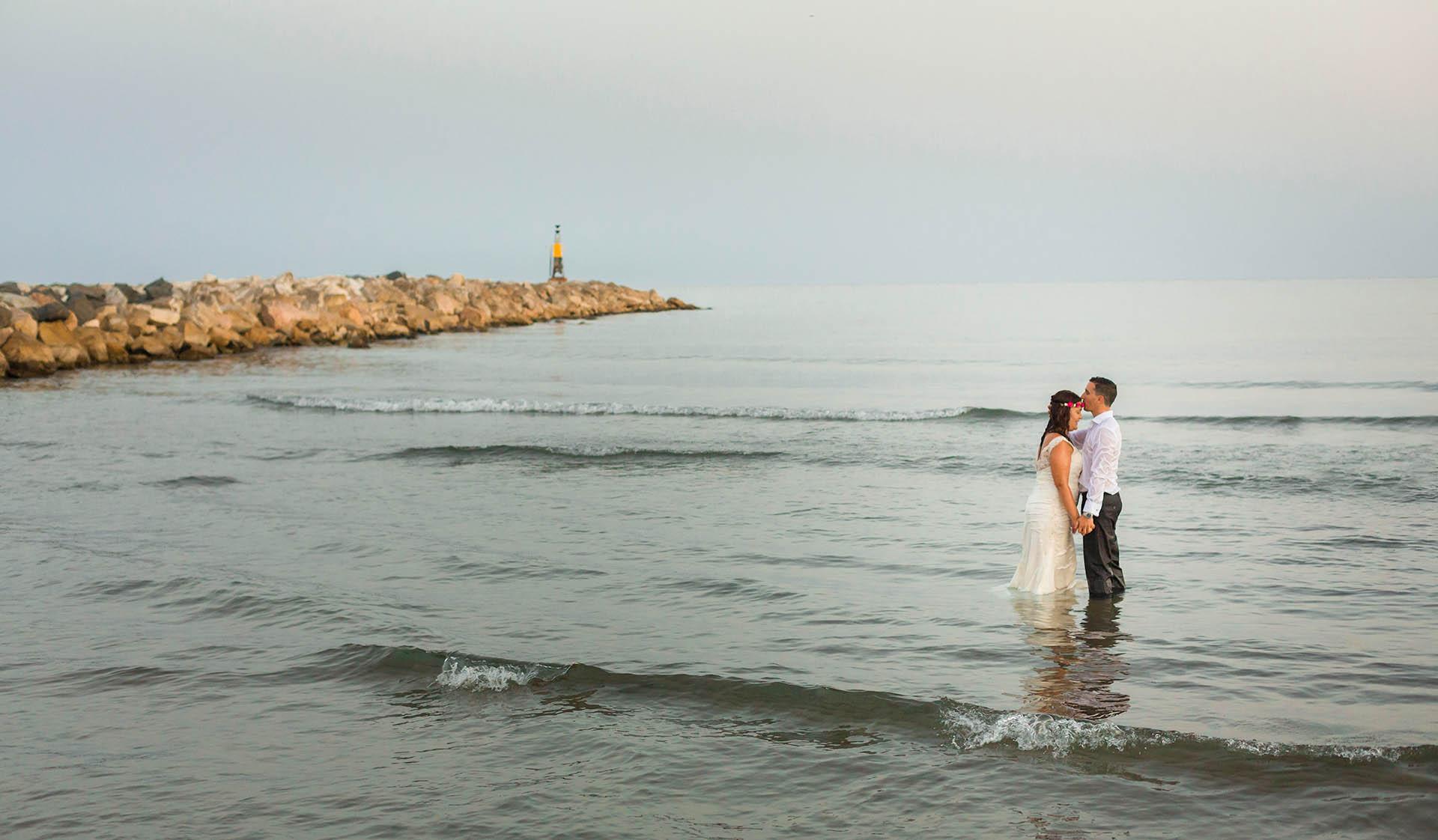 Fotografía de boda en Marbella.