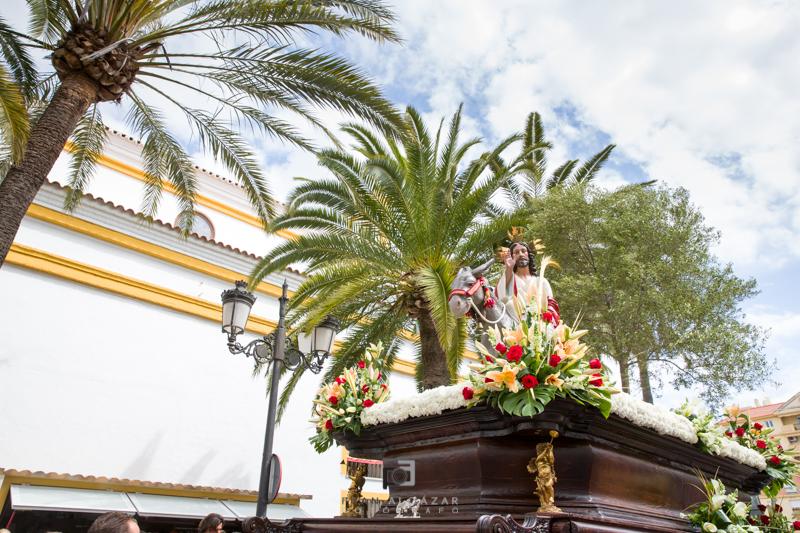 Domingo de Ramos en San Pedro Alcántra 2017