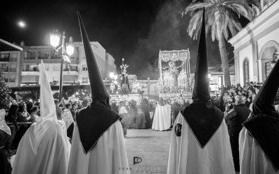 Jueves Santo y Silencio en San Pedro Alcántara 2017
