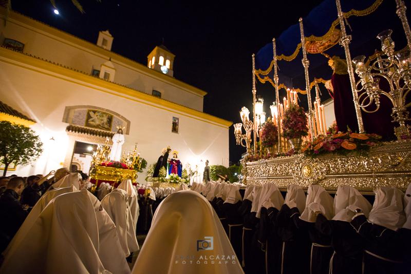 Martes Santo en Marbella 2017