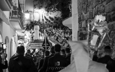 Semana Santa en Marbella 2019 Blanco y Negro